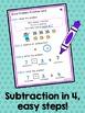Math Word Problems: 1-Digit Subtraction