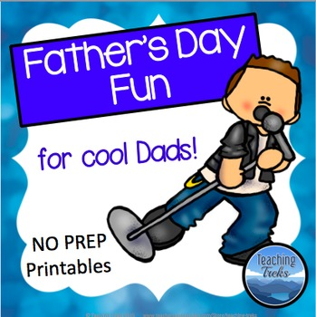 A Father's Day Activities Language and Math