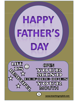 Father's Day extra special !