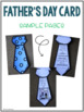 Father's Day Card: All About My Dad