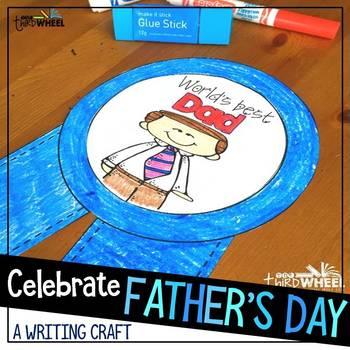 Father's Day Craftivity {No Prep}