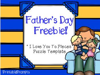 Father's Day {Freebie!}