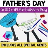 Father's Day Grill Craftivity