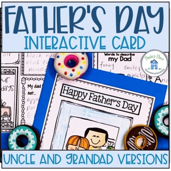 Father's Day - Interactive Card