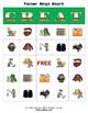 Father's Day Vocabulary Matching / Bingo Activity set