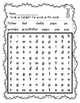 Father's Day Word Searches