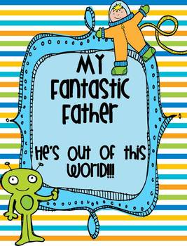 Father's Day (A Mini Craft Unit}