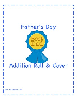 Father's Day Addition Roll and Cover