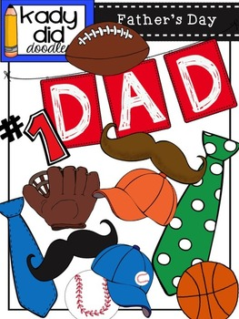 Father's Day Clipart