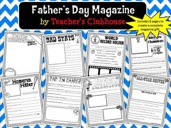 Father's Day Magazine