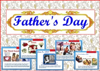 FREEBIE!!!   Father's Day PPT  PowerPoint Presentation