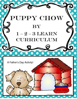 Father's Day Puppy Chow