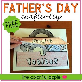 Father's Day Craft *Freebie*