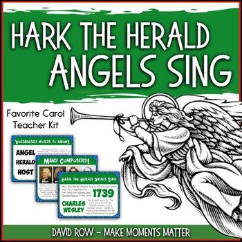 Favorite Carol - Hark the Herald Angels Sing Teacher Kit C