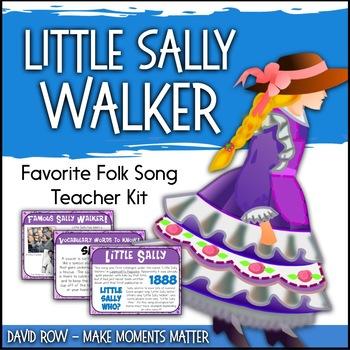 Favorite Folk Song – Little Sally Water Teacher Kit