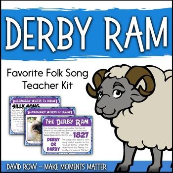 Favorite Folk Song – The Derby Ram Teacher Kit