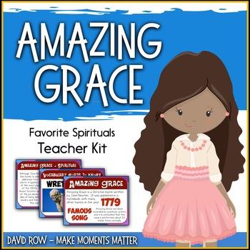 Favorite Spirituals – Amazing Grace Teacher Kit