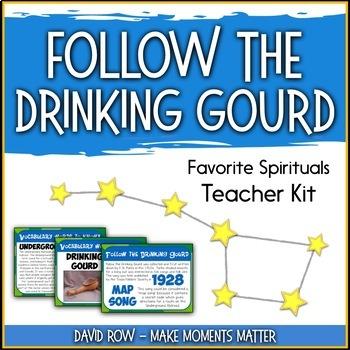 Favorite Spirituals – Follow the Drinking Gourd Teacher Kit
