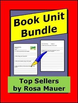 Favorite Top Selling Book Units Bundle