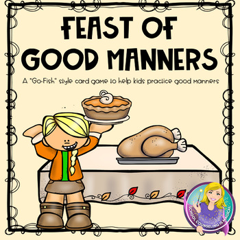 Feast of Good Manners: A Table Manners Card Game