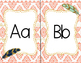Feather Boho Alphabet Posters
