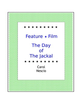 Feature * Film ~ The Day of the Jackal