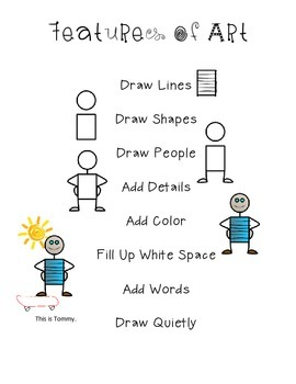 Features of Art