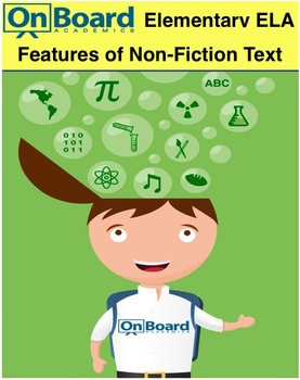 Features on Non-Fiction Text-Interactive Lesson