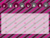 February 2015 Meme Calendar