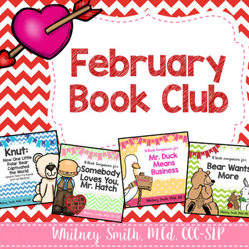 February Book Club Bundle