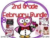February Bundle {Math and Literacy}