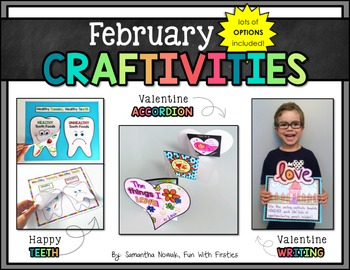 February CRAFTIVITIES