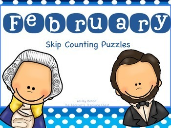 February  Counting Puzzles