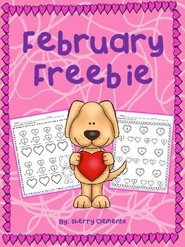 February Freebie