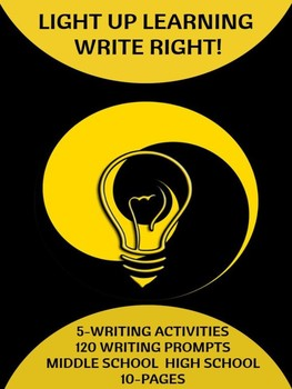 Writing: LIGHT UP LEARNING - WRITE RIGHT