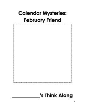 February Friend Think Along