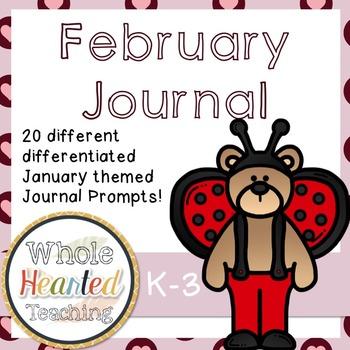 February Journal