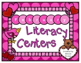 February Literacy Center Kit