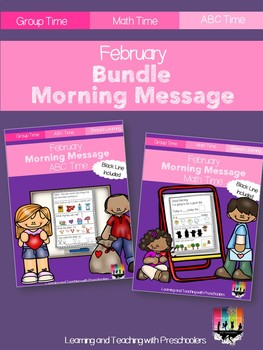 February Morning Message Bundle