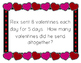 February Multiplication & Division Word Problems 3.OA.A.1