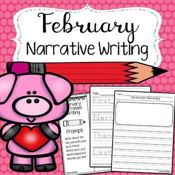 February Narrative Writing