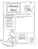 February Newsletter- Gator