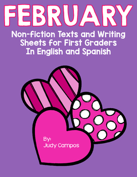 February Non-Fiction Reading and Writing in English and Sp