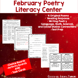 February Poetry Literacy Center