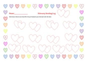 February Reading Log