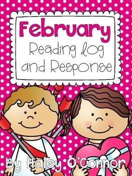 February Reading Printables