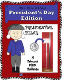 February STEM STEAM Challenge: President's Day Edition