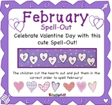 February Spell Out
