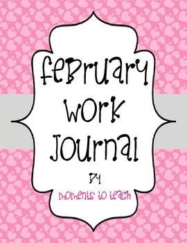 February Work Journal