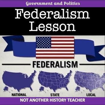 Federalism Lesson